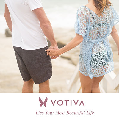 Votiva. Live your most beautiful life.